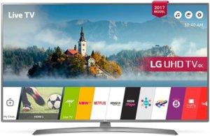 Телевизор LG LED 43UJ670V, 43 инча, 4K UltraHD